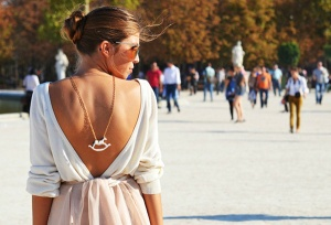 Back-necklace